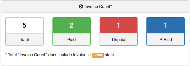 Invoice Count Web.